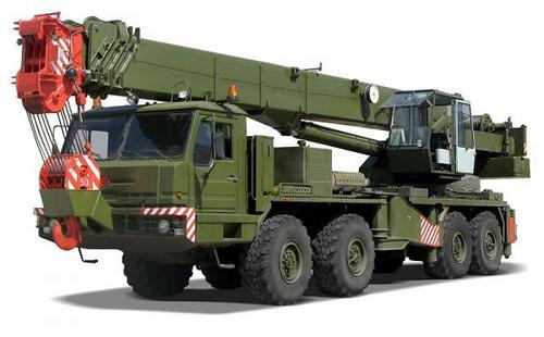 авто краны 50 тон: